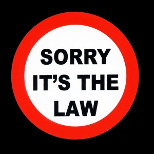 sorry-its-the-law